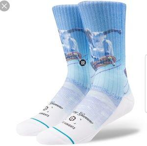 Athletic socks,